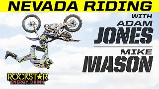 Nevada Riding with Mike Mason & Adam Jones
