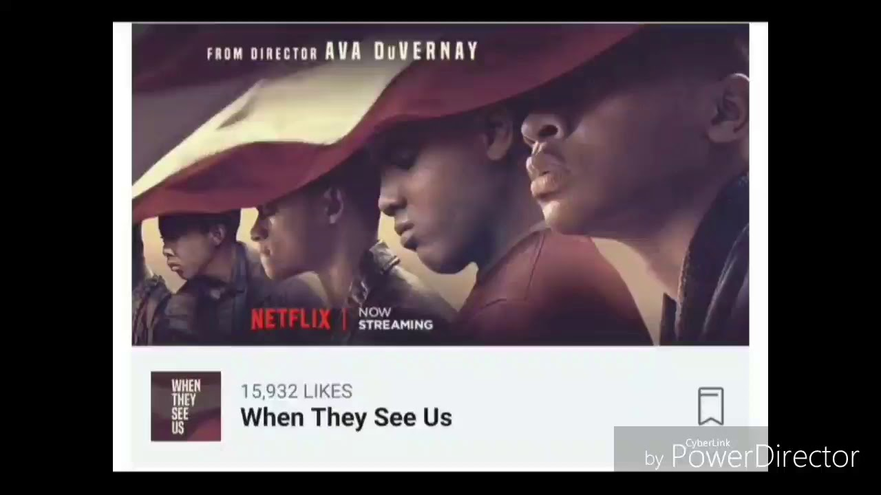 Serie When They See Us