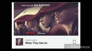 When they see us series review