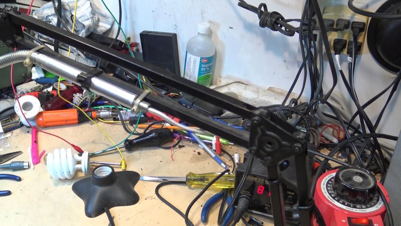 Cfl Bulb Inverter Repair Youtube Driver Wiring Diagram
