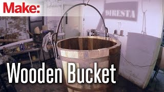 Diresta: Wooden Bucket