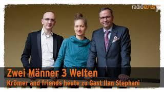 """""""Zwei Männer 3 Welten"""" – Krömer & Friends mit Ilan Stephani"""