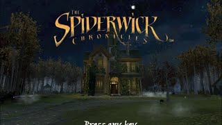 The Spiderwick Chronicles (PC game) (1/19): Intro & The field guide