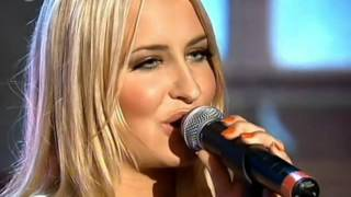 HD Sarah Connor   From Sarah With Love Wetten Dass 2002