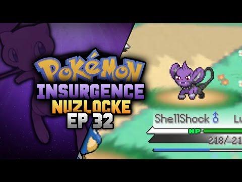 Let's Play Pokemon: Insurgence Nuzlocke | Part 32 | A New Delta Pokemon!