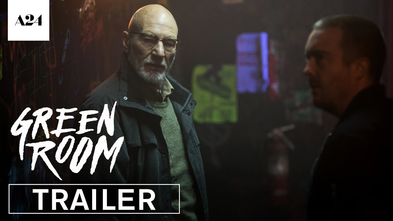 Green Room Official Red Band Trailer Hd A24 Youtube