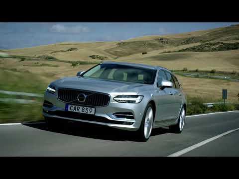 Volvo V90 overview