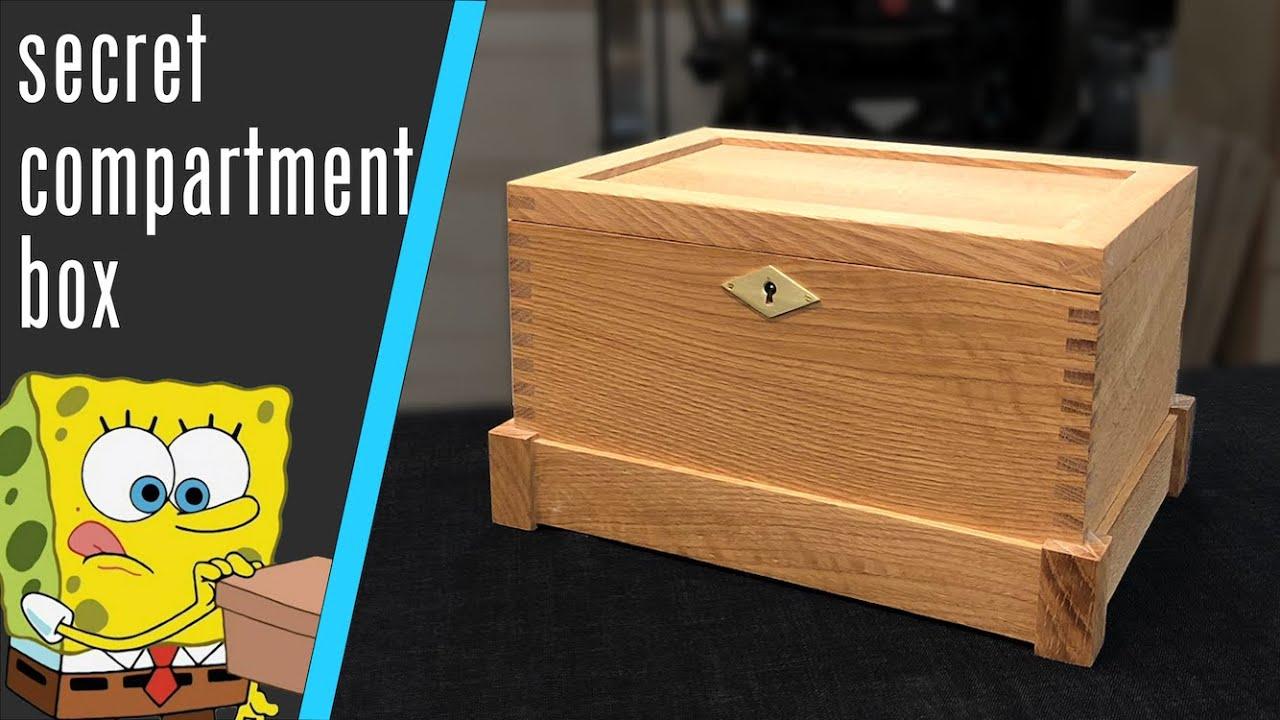 Secret Compartment Box - Revisited