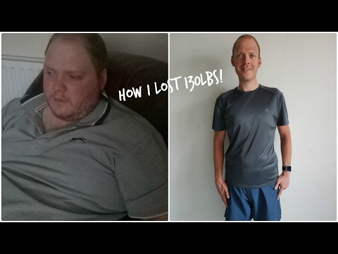 How I Lost 130lbs In 2 Years!