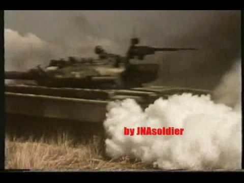 Yugoslav people's army-Communist era