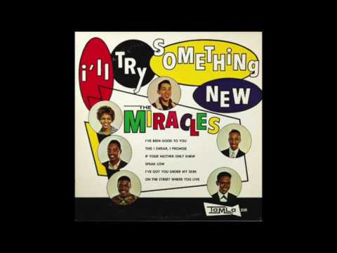 The Miracles - I'll Try Something New 1962 - This I Swear, I Promise mp3