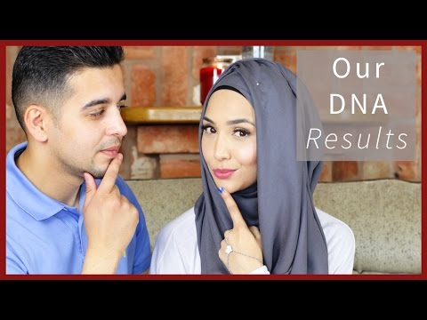 DNA TEST - WHERE ARE WE FROM? | OsaAmena | Amena