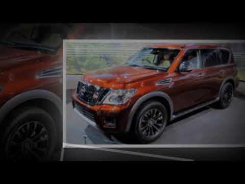 2018 Nissan Titan Warrior Best Monster Red Truck Exterior
