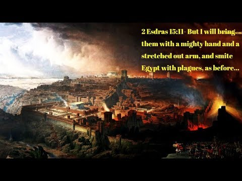 The Israeli and Iran war has begun. The Chosen Hebrews have been prepared for Gog Magog event!!