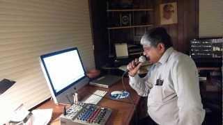 Tere Mere Sapne Ab Ek Rang Hain a Rafi-SD Burman song. My humble attempt to sing.