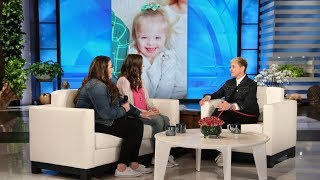 Ellen Surprises Lifelong Best Friends Ashley and Nicole