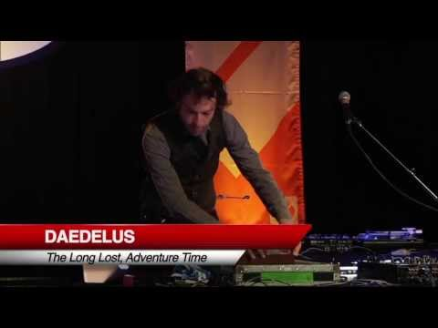 Daedelus Novation Event Performance
