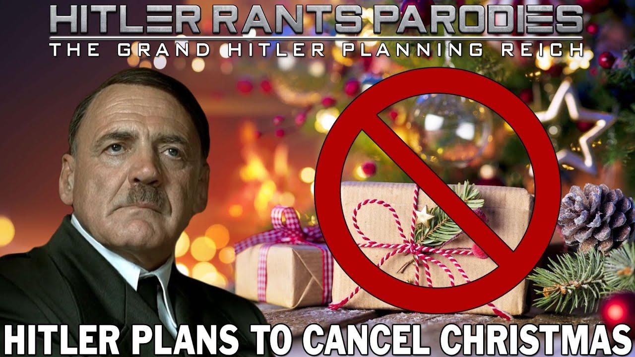 Hitler plans to cancel Christmas