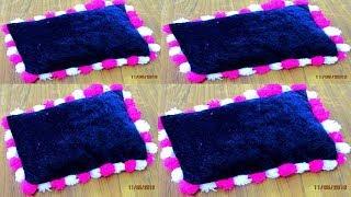 बच्चों को बहुत पसंद आयेंगी ये गुदगुदी तकिया जिन्हे आप 10 मिनट में बनालेंगे | Homemade Pillows