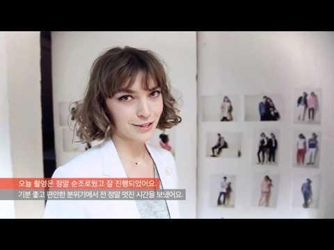 2015 PAT(피에이티) 모델 아리조나 뮤즈  Arizona Muse interview 영상