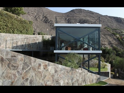 Viewpoint House |  2 8x arquitectos | Lima, Peru | HD