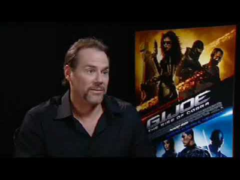 Stephen Sommers Director of G.I. Joe: Rise of the Cobra