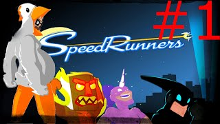 EL POLLO AGRESIVO- SPEEDRUNNERS