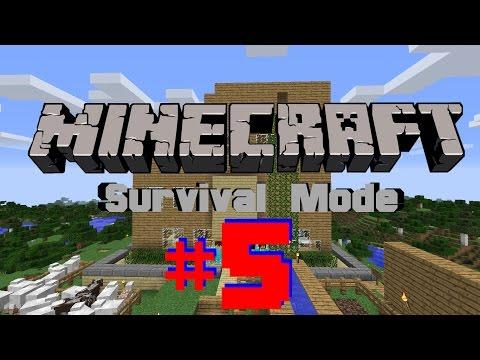 WE CAN FINALLY SLEEP!!! | Survival Mode Episode 5