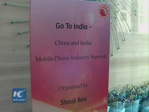 Chinese companies push 'Make in India'