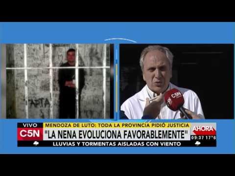 C5N - Triple femicidio en Mendoza: Parte médico de los menores internados