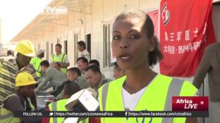 CCTV - A Team Of 8 Chinese Doctors Recently Visited The Town Of Awasa 8 ቻይናዊ ዶክተሮች የአዋሳን ከተማ ጎበኙ