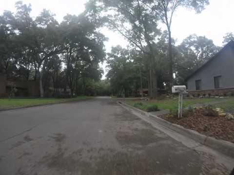 A Ride Around The Woodlands Gainesville, Florida
