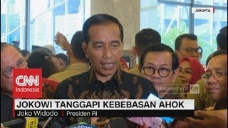 Video Jokowi Tanggapi Soal Kebebasan Ahok download MP3, 3GP, MP4, WEBM, AVI, FLV September 2019