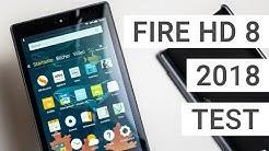 Amazon Fire HD 8 2018 Test: Mit Alexa & Show Modus Ladedock