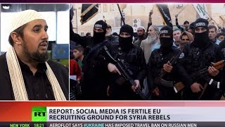 Social Watch: Foreign fighters in Syria mostly recruited through web
