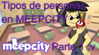 Personentypen in MeepCity ._. | Evelyn - Roblox