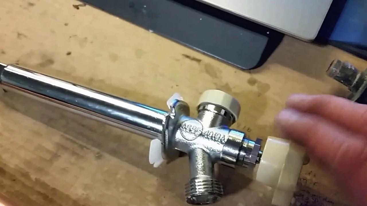 outdoor faucet repair spigot review comparison