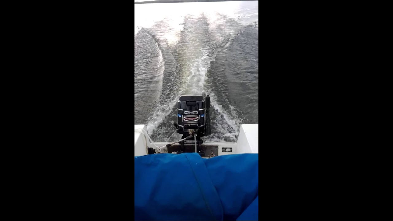 Ornvik 510 20hk Mercury Youtube