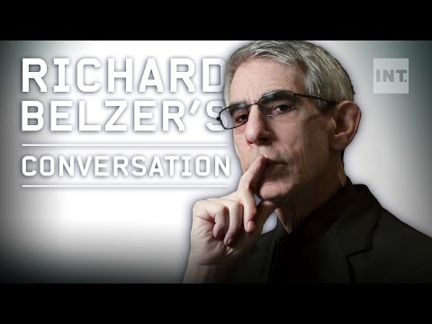 Jerry Lewis in RICHARD BELZER'S CONVERSATION