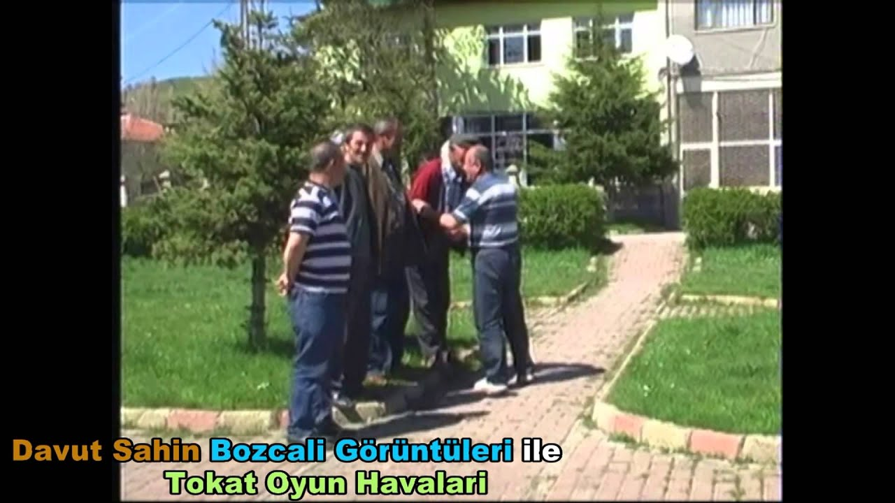 Davut Sahin Bozcali Kasabası Görüntüleri Ile Tokat Oyun