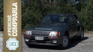 Peugeot 205 turbo 16 | perché comprarla... classic