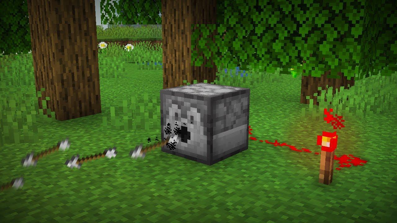 Otomatik Fırlatıcı Sistemi Yapımı | Minecraft
