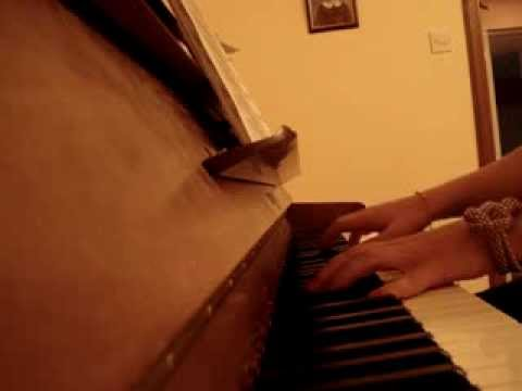 Everytime - Britney Spears - piano cover version