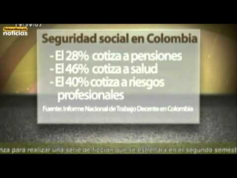 Aunque ha aumentado el empleo, no mejora el trabajo decente en Medellín