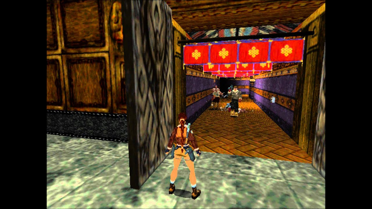 Image result for tomb raider 2