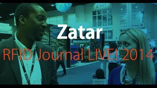 Zatar & The Internet of Things | RFID Journal LIVE! 2014