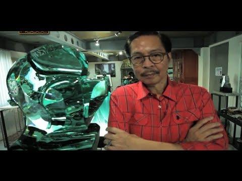 Ang bahay at mga koleksyon ni Ramon Orlina