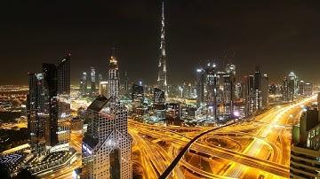 24 Hours From the Shangri-La Hotel Dubai Webcam