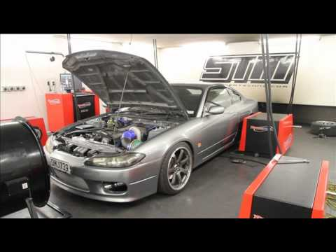 RB25 powered Nissan S15 w/ GT35, Link Xtreme, ID1000