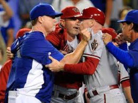 MLB Coach's Fighting (HD)